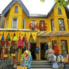 Exile Kensington Market Toronto